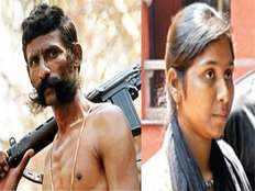 veerappan daughter vidyarani joined in bjp