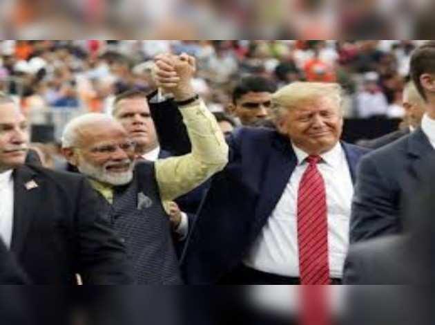 नरेंद्र मोदी और अमित शाह डोनल्ड ट्रंप का करेंगे अहमदाबाद में स्वागत