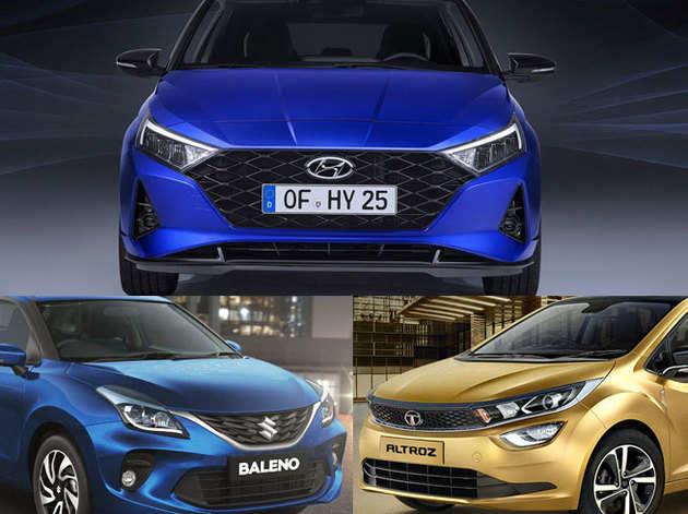 नई Hyundai i20, बलेनो और अल्ट्रॉज, जानें कौन दमदार