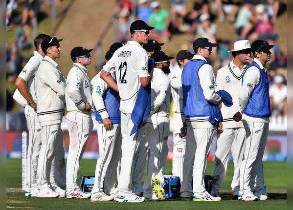 न्यूजीलैंड की स्थिति है मजबूत
