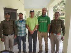 राजाजी पार्क के जंगलों में भटके तीन अमेरिकी पर्यटक, सुरक्षित बाहर निकाले गए