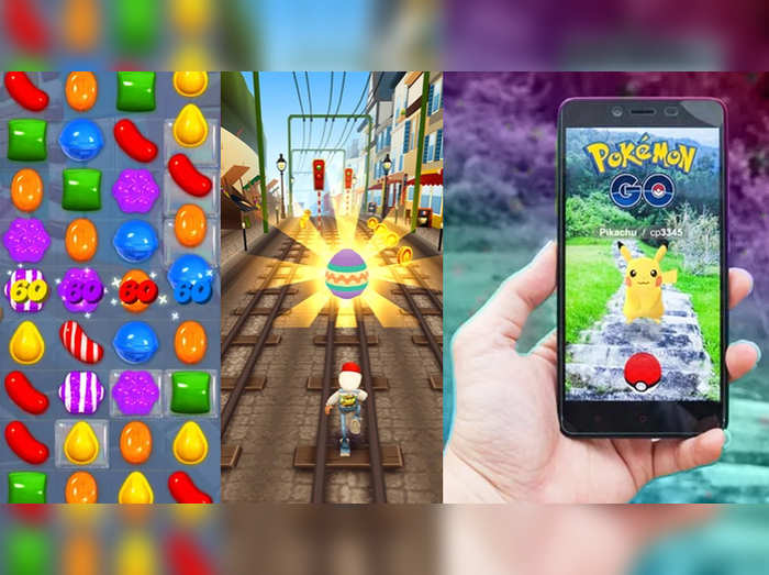 games on demand. how to play mobile games