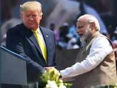 india america in discussion for a fantastic trade agreement says donald trump