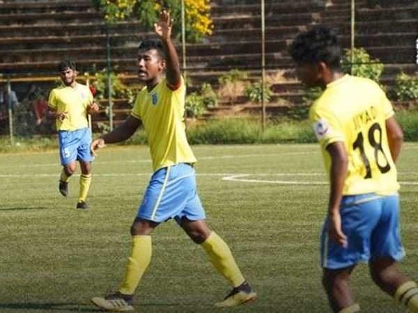 kerala blasters reserves entered into the semi finals of kerala premier league 2019 20