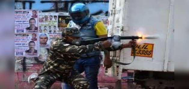दिल्ली दंगा: हिंसा प्रभावित इलाकों में अर्धसैनिक बल किये गए तैनात