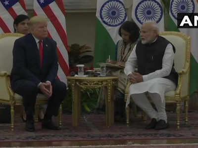 अमेरिका-भारत संबंधों पर ट्रंप-मोदी के बीच चर्चा।