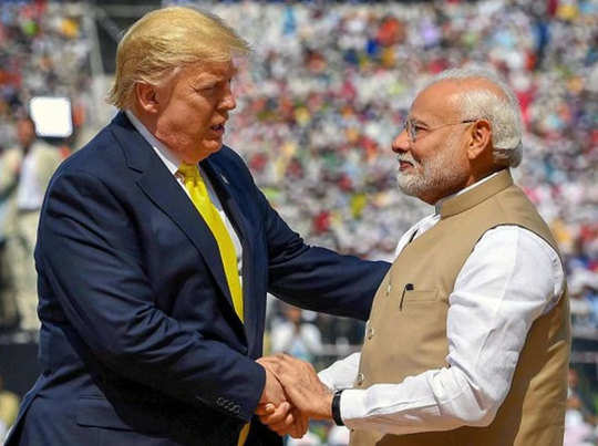 know about us president donald trump india visit and impact on american election