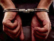 STF ने पकड़ा 50 हजार का इनामी बदमाश