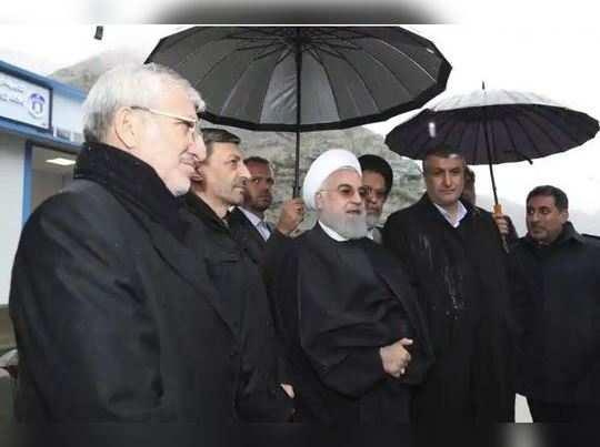 iran minister