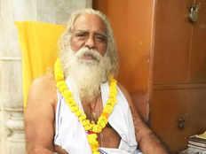महंत नृत्य गोपाल दास बोले- बिना सरकारी मदद के बनेगा राम मंदिर