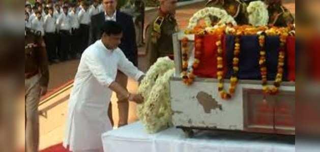दिल्ली हिंसा: मारे गए पुलिसकर्मी के परिजनों ने शहीद के दर्जा की मांग की