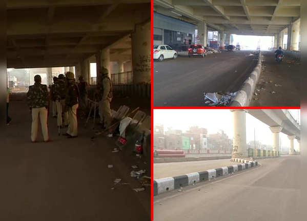 जाफराबाद में ट्रैफिक शुरू, लेकिन डर के साए में लोग