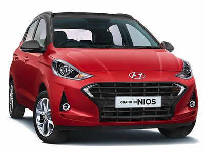 Hyundai Grand i10 Nios का पावरफुल मॉडल