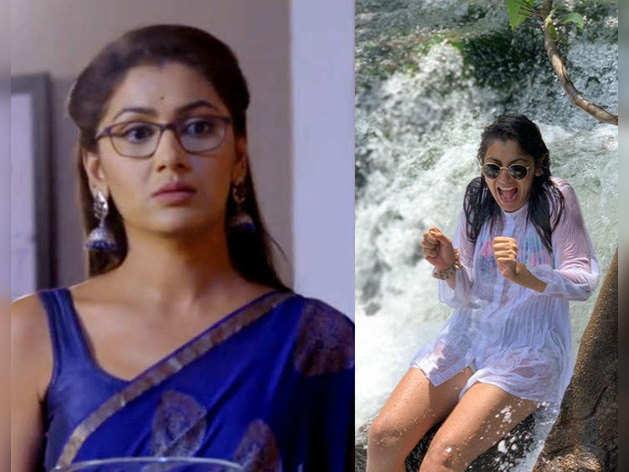 Happy Birthday Sriti Jha: पर्दे पर ट्रडिशनल, इंस्टाग्राम पर ट्रेंडी हैं 'कुमकुम भाग्य' की प्रज्ञा