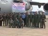 कोरोनाः मेडिकल सप्लाई लेकर चीन उड़ा वायु सेना का सी-17 ग्लोबमास्टर
