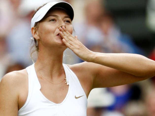 मारिया शारापोवा- जानें टेनिस सुंदरी के करियर की हर खास बात