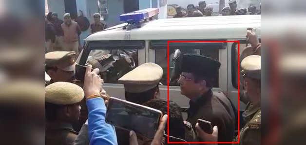 आजम खान, पत्नी और बेटे को रामपुर से सीतापुर जेल किया गया शिफ्ट