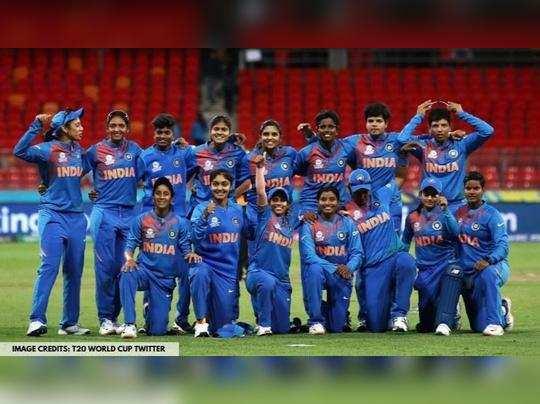 indian women t20 team