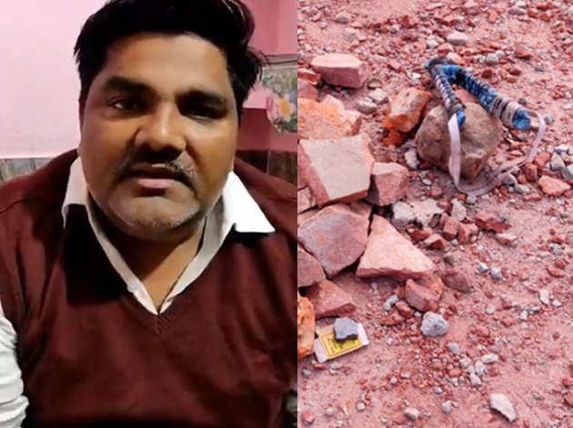 दिल्ली हिंसा: देखिए तस्वीरें, जिन पर घिर रहे AAP नेता ताहिर हुसैन