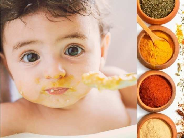 baby diet when to start giving your baby spicy food how much quantity is right