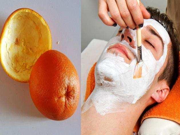 डेट पर जाने से पहले चेहरे पर चाहिए ग्लो, तो लगाएं संतरे के छिलके का ये Face Pack