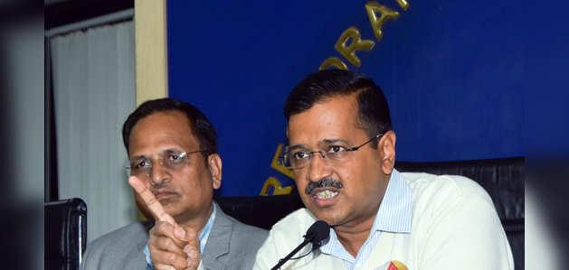 दिल्ली हिंसा के दोषियों को बख्शा नहीं जाएगा: अरविंद केजरीवाल