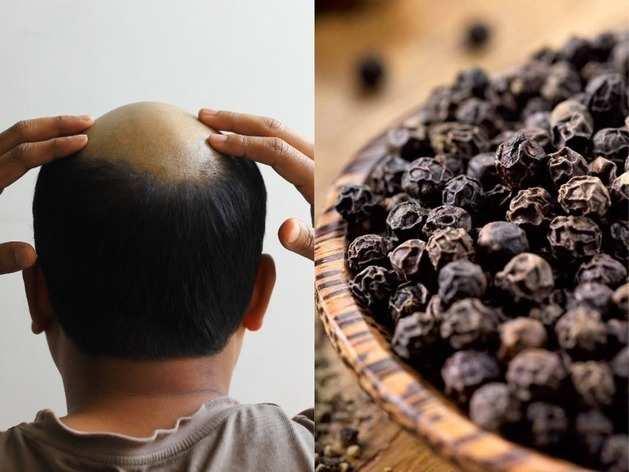 Hair Care: बालों में लगाएं काली मिर्च का पेस्ट, गंजी खोपड़ी पर फिर से उग आएंगे बाल