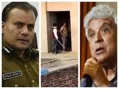 ताहिर हुसैन की फैक्ट्री सील, जावेद अख्तर ने दिल्ली पुलिस से किया सवाल- सिर्फ उस पर कार्रवाई क्यों