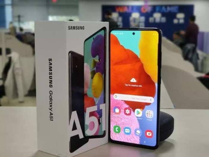 Samsung Galaxy A51: ಹೇಗಿದೆ ಗೊತ್ತಾ ಗ್ಯಾಲಕ್ಸಿ A51 ಸ್ಮಾರ್ಟ್ಫೋನ್?