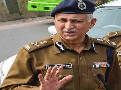 दिल्ली के नए पुलिस कमिश्नर एसएन श्रीवास्तव