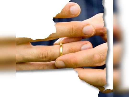 पत्नीचा घटस्फोटास नकार