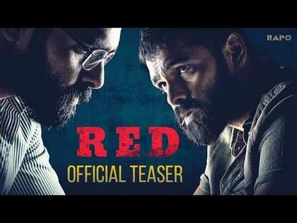 ram pothineni red official teaser