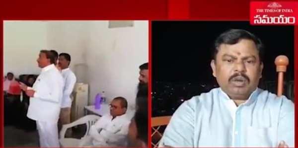 trs verses bjp raja singh fires on kcr over arekapudi gandhi comments on caa