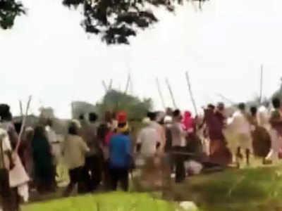 सोनभद्र के उम्भा गांव में जुलाई 2019 में जमीन विवाद को लेकर 10 लोगों की हत्या हुई थी