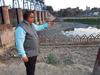 वाराणसी में गंगा प्रेमी की अनोखी मुहिम, 'मोदी जी को ना पता होगा'