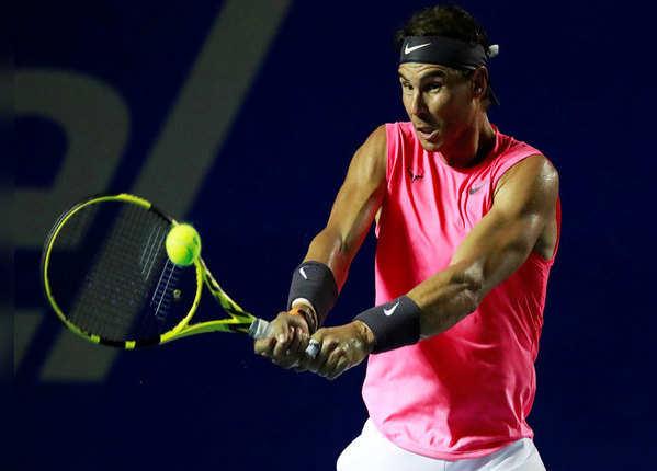 टेनिस: रद्द