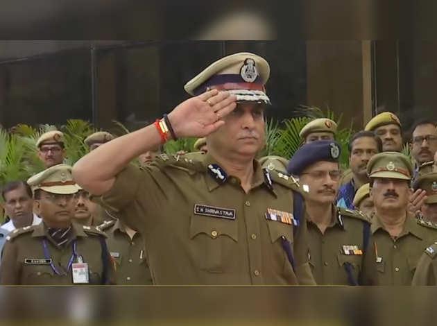 दिल्ली हिंसा के बाद एसएन श्रीवास्तव ने संभाला पुलिस कमिश्नर का पद