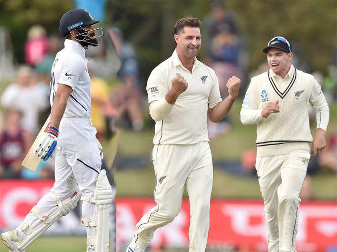 क्राइस्टचर्च टेस्ट: मैच में दूसरे दिन क्या रहा खास