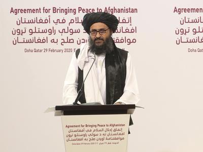 अमेरिका और तालिबान के बीच हुई शांति डील