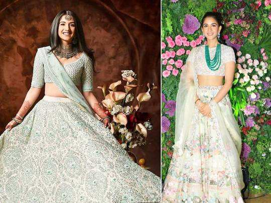 radhika merchant looks of bridesmaids you can pick and rock the wedding