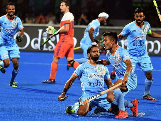 Indian-Hockey-Men-team
