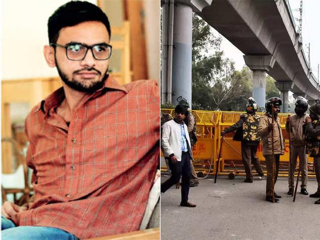 दिल्ली हिंसा का उमर खालिद कनेक्शन तलाश रहीं एजेंसियां