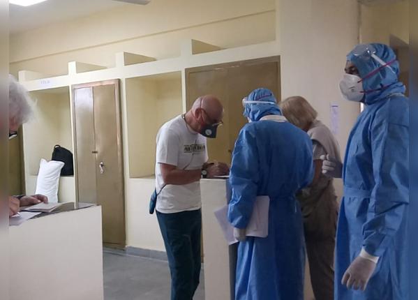 ITBP के सेंटर भेजे गए इटली के 21 नागरिक