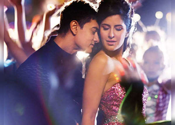 आमिर खान और कटरीना