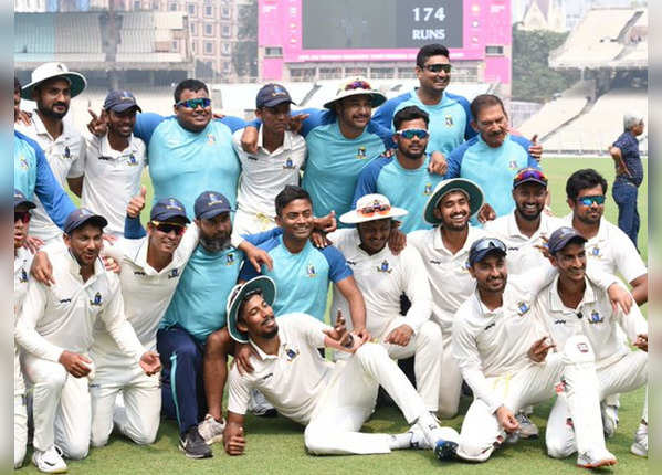 13 साल बाद बंगाल टीम रणजी ट्रोफी फाइनल में