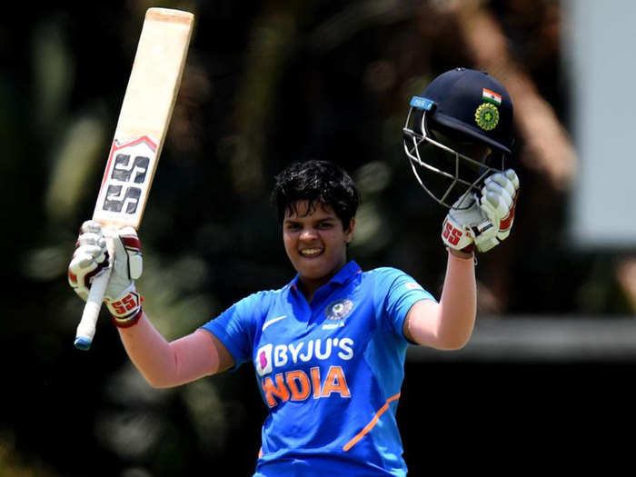 indian women cricket superstar shafali verma once trained as boy, know about her interesting journey