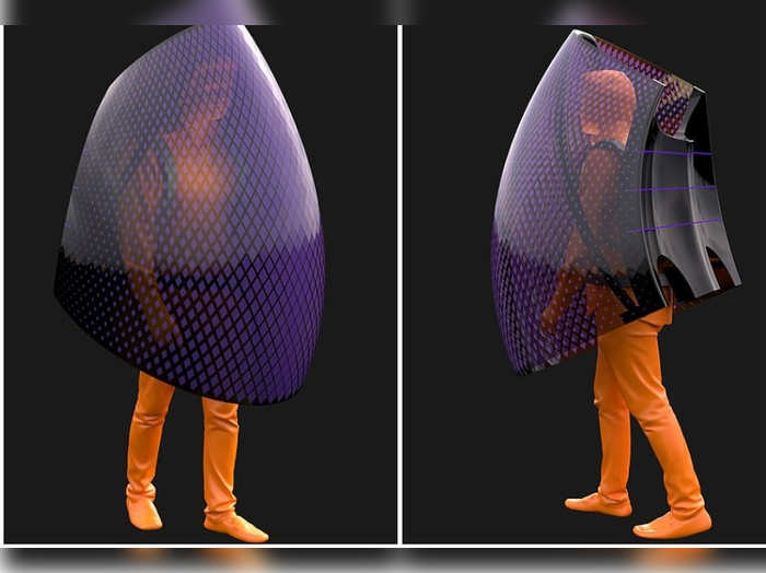 chinese architect develops special suits for protection from coronavirus