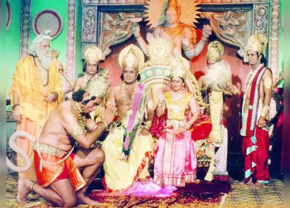 अब कहां है 'रामायण' की स्टार कास्ट