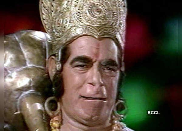 दारा सिंह- हनुमान
