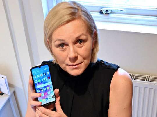 हुवावे फोन ने बचाई महिला की जान, तीन दिन लंबा बैटरी बैकअप काम आया
